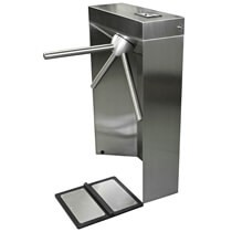 TURNSTILE WITH COMBO TESTER X3, 120VAC