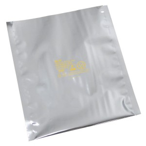 MOISTURE BARRIER BAG DRI-SHIELD 2000, 5x5, 100EA