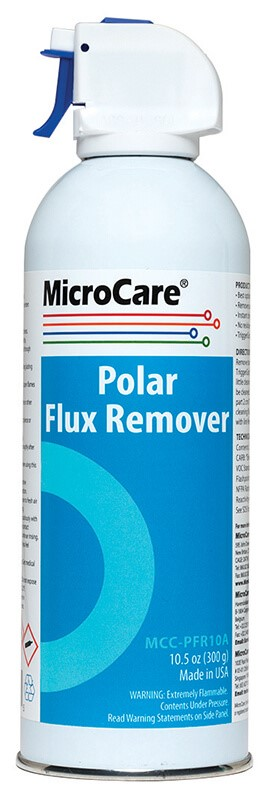 Polar Flux Remover for Lead-Free