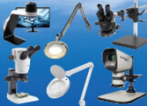 LIGHTING & MAGNIFICATION